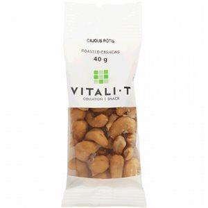 Vitali-T Roasted Cashews