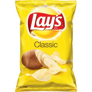 Lay's Classic Potato Chips (40 bags)