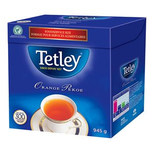 Thé Orange Pekoe Tetley