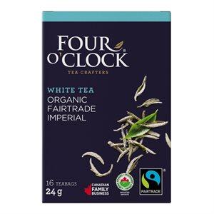 Four O'Clock Imperial White Tea