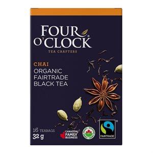 Four O'Clock Chaï Black Tea