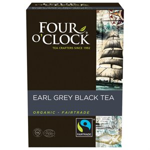 Four O'Clock Earl Grey Black Tea