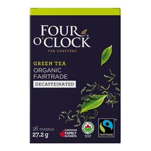 Four O'Clock Organic Earl Grey Black Tea