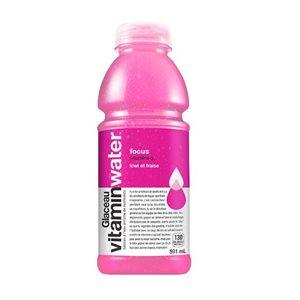 glacéau vitaminwater® Focus | Kiwis -Fraises