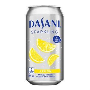 DASANI® Lemon naturally flavored sparkling water