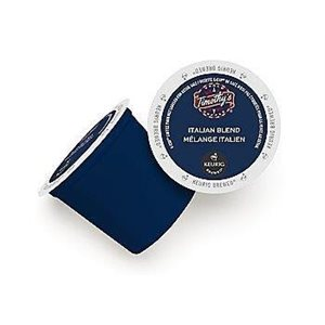 Timothy's Italian Blend | K-Cup® Pods
