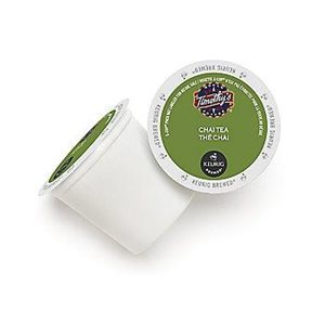 Timothy's Chai Tea | K-Cup® Pods