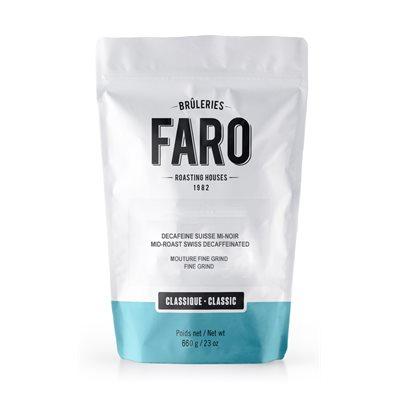 Mid-Roast Swiss Decaffeinated Coffee | Brûlerie Faro