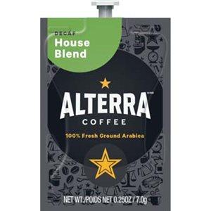 Alterra House Blend Decaf | Lavazza Pouches