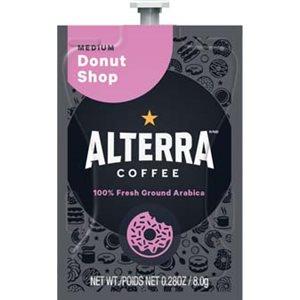 Alterra Donut Shop | Lavazza Pouches