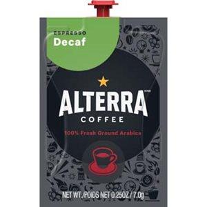 Alterra Espresso Decaf | Lavazza Pouches