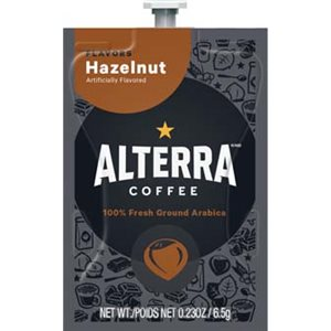 Alterra Hazelnut | Lavazza Pouches