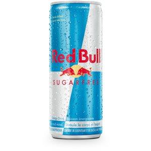 Red Bull Boisson énergétique sans sucre