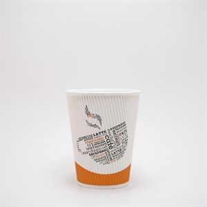 Take Away Ripple Cups 355 ml | 12 oz