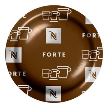 Espresso Forte Nespresso Professional
