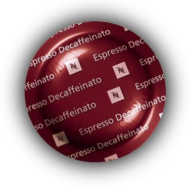 Espresso Decaffeinato Nespresso Professional