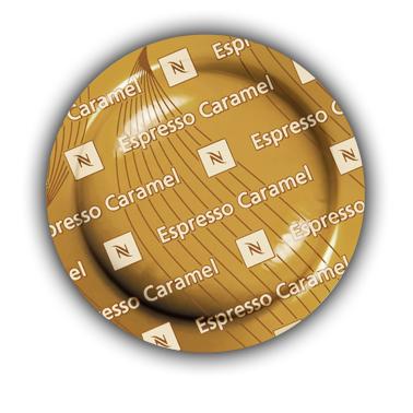 Espresso Caramel Nespresso Professional