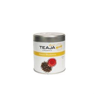 Tea Canister Nana's Blueberry | TEAJA