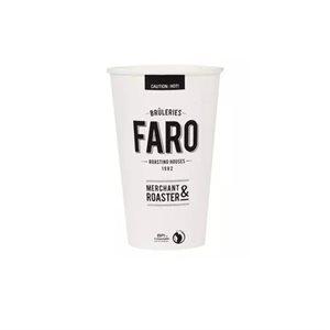 Faro Take Away Cups PLA 355 ml | 12 oz cups